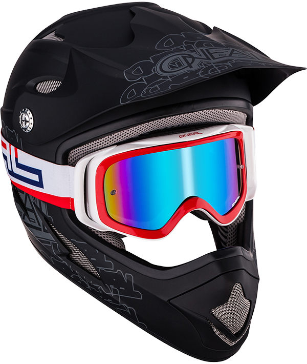 The all new B3 Goggle with the Quick Release Lens Technology