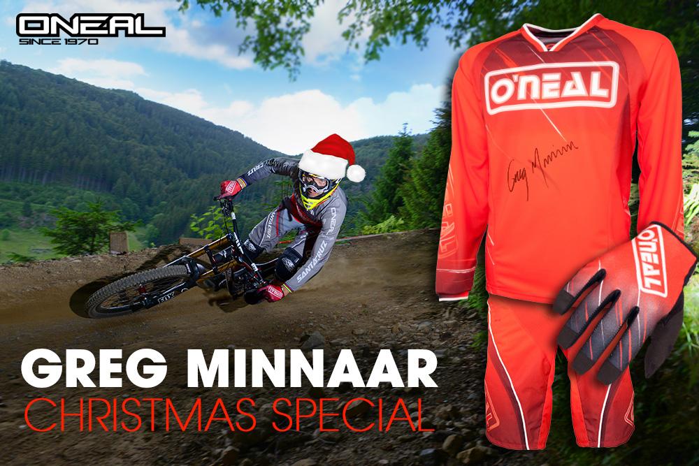 Greg Minnaar Christmas Special