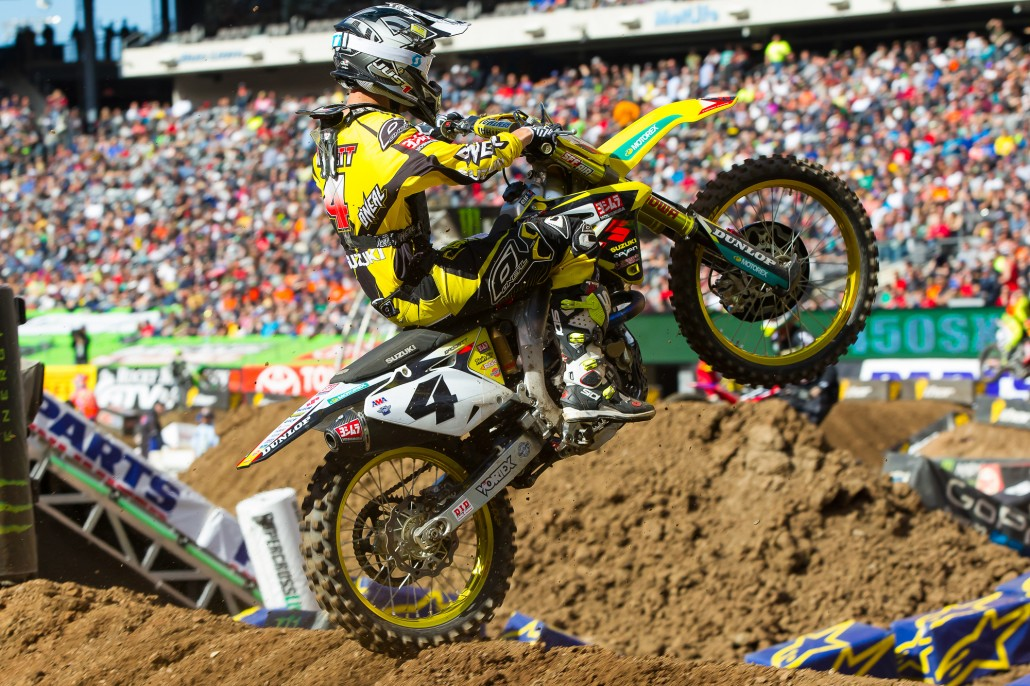BAGGETT FOURTH IN NEW JERSEY