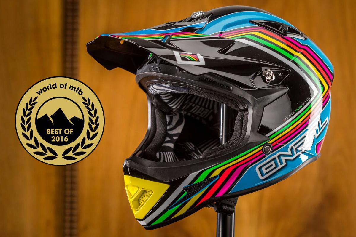 O'Neal Warp Fidlock Helmet – Best of 2016 – World of Mountainbike Magazine