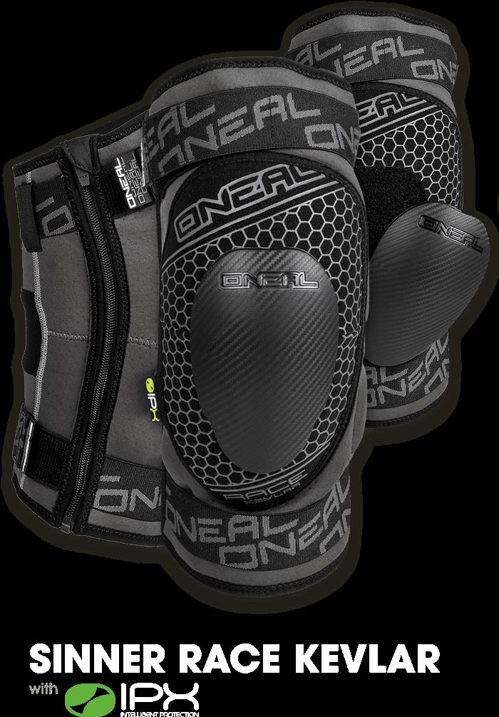 oneal-sinner-race-kneeguard-2017