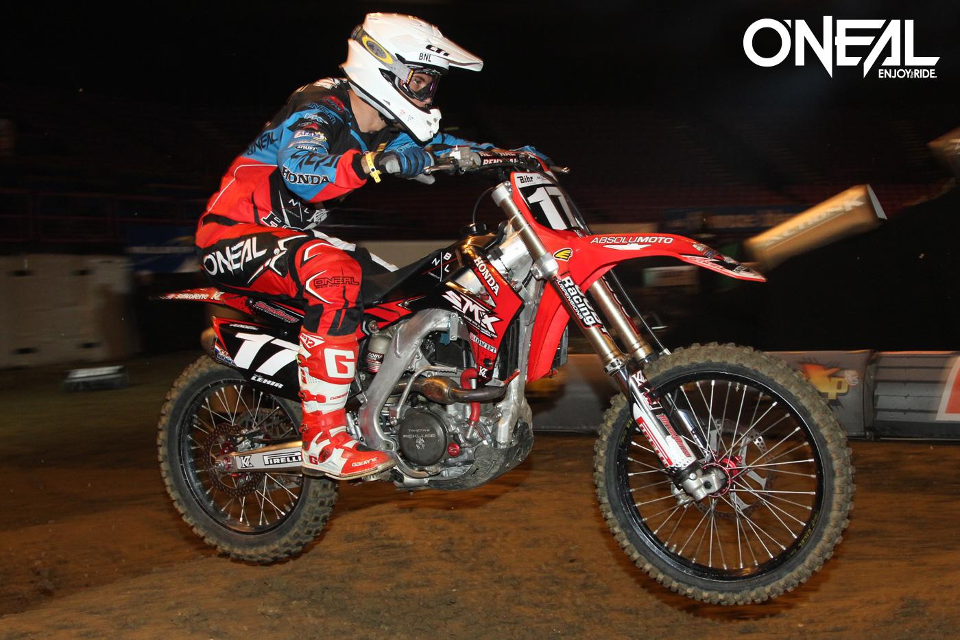 O'Neal Team Rider Gaetan Le Hir